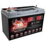 FT1100-31 Group 31 AGM Car Audio Battery - Full Throttle